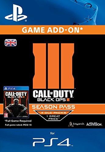Call Of Duty Black Ops 3Season Pass [PS4PSN Code-UK Konto]