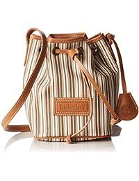 Timberland Tb0m5406, Bolso Saco para Mujer, 16x22x14 cm (W x H x L)