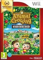 Nintendo Animal Crossing SelectAnimal Crossing: Let's Go to the City, WiiSpecifiche:PiattaformaNintendo WiiGenereBambiniMultiplayer ModeSìSviluppatoreNintendoClassificazione ESRBE (tutti)Classificazione PEGI3Data di Rilascio5/12/2008LinguaENG, ITA