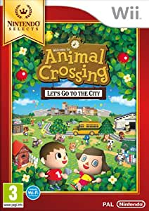 Animal Crossing: Let's Go To The City - Nintendo Selects Edition