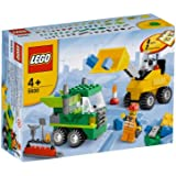 LEGO Briques - 5930 - Jeu de Construction - Set de Construction - Chantiers