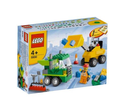 LEGO Classic 5930 - Set de Construcción de Carreteras