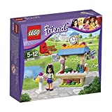 LEGO Friends 41098 - Emmas Kiosk, Konstruktionsspielzeug