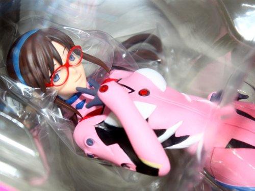 Image of Rebuild of Evangelion Premium MARI figure Mari Illustrious Makinami Sega (Poster bonus) (japan import)