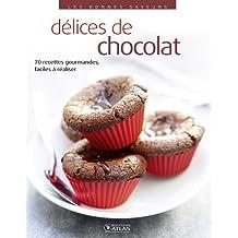 Les bonnes saveurs - Délices de chocolat