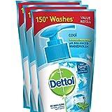 Dettol Liquid Handwash - 175 ml (Cool, Buy 2 Get 1 Free)