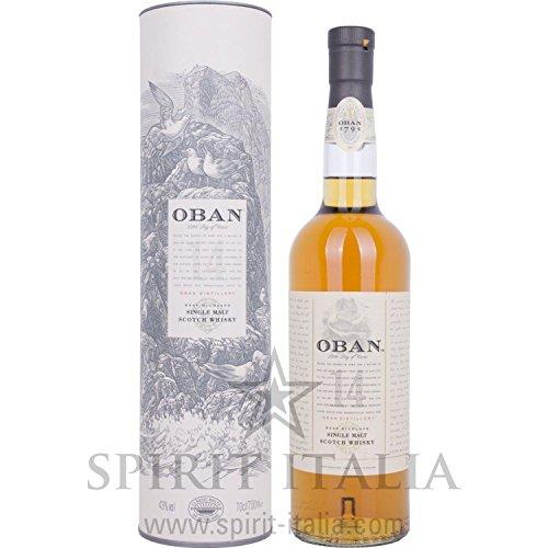 Oban Single Malt Whisky 14 Years Old GB 43,00% 0.7 l.