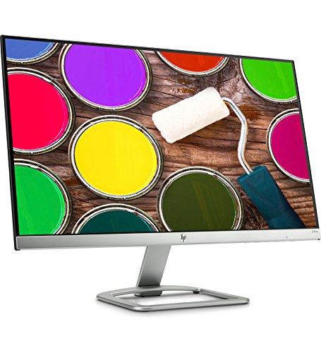 HP 24ea – Monitor para PC Desktop  de 24'' (FHD,  1920 x 1080 a 60 Hz,  IPS con retroiluminación LED),  Blanco