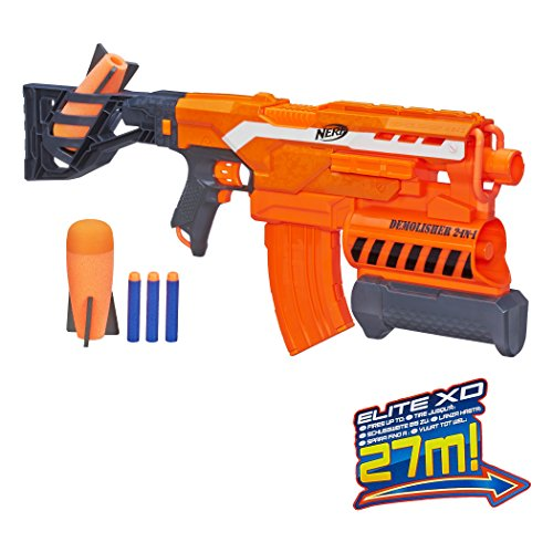 N-Strike Elite XD 2-in-1 Demolisher