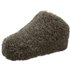 Woolsies Chapchap Natural Wool Slip-on, Pantofole Unisex - Adulto