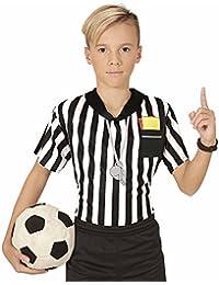 WIDMANN Camiseta de árbitro de fútbol niño ... b5110acfc8307