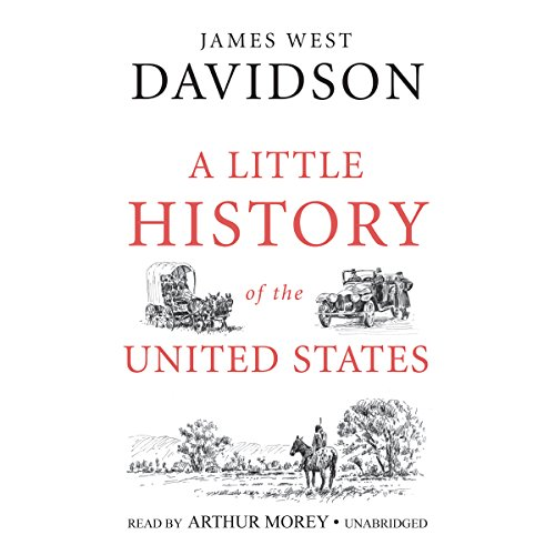 A Little History of the United States  Audiolibri
