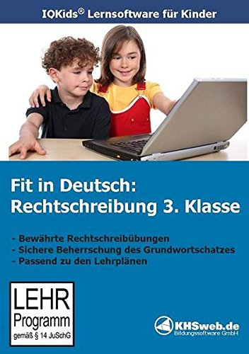 Fit in Deutsch - Rechtschreibung 3. Klasse