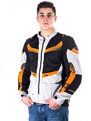 Macna furio Veste de moto textile