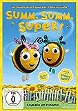 Summ, summ, super! - Die großen Abenteuer der Familie Biene, Staffel 2, Komplettbox [3 DVDs]