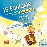 51c6bBAPLkL._SL160_ 15 Fantasiereisen für Kinder von 4-10: Frühling, Sommer, Herbst und Winter