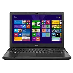"""Acer TravelMate P256-M-308B Ordinateur Portable Non tactile 15,6"""" (39,60 cm) Noir (Intel Core i3, 4 Go de RAM, 500 Go, Intel HD Graphics 4400, Windows 7 pro)"""