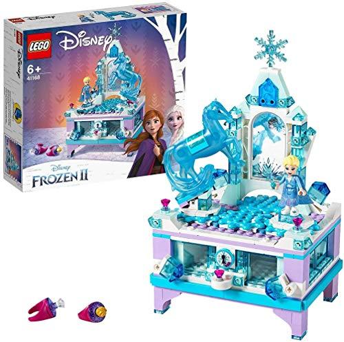LEGO 41168 Disney Elsas Schmuckkästchen, Bauset, Mehrfarbig