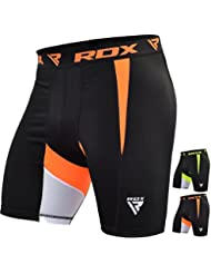 RDX Homme Short De Compression Flex Cuissard Jogging Thermique Course à Pied Base Layer Sudore