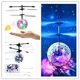 OHQ Led Lanterne Avion Flying Rc Ball éLectrique Led Jouet Clignotant Induction...