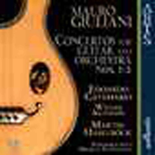 Giuliani: Concertos Nos. 1 & 2 for Guitar and Orchestra