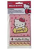 Color Baby–Hello Kitty Pack mit 6Einladungen (71799.0)