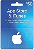iTunes Gift Card $50 (US Account Only)