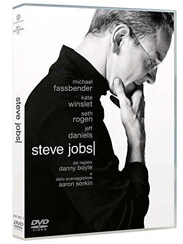 DVD STEVE JOBS (Michaels Shop Jobs)
