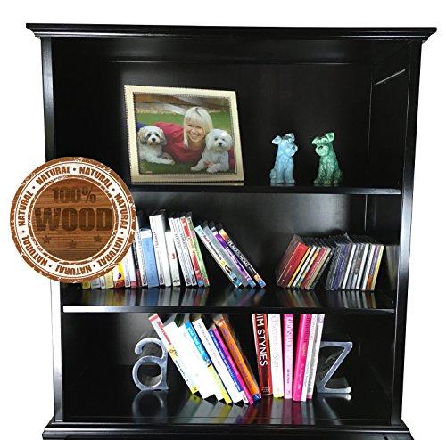 quirky-bubba-solid-wood-bookshelf-childrens-kids-book-shelf-easily-assembled-espresso