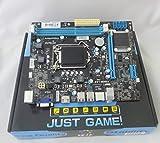 SCHEDA MADRE SOCKET 1155 PER CPU DI 2 e 3 GEN P8H61-G DDR3 INTEL JEGY H61