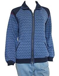 fda4c8c715 Amazon.es  Etnica - Azul   Chaquetas   Ropa de abrigo  Ropa