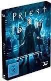 Priest (Limited Steelbook Edition) [Blu-ray 3D]