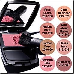 Avon Ideal Luminous Blush Highlighter Cranberry