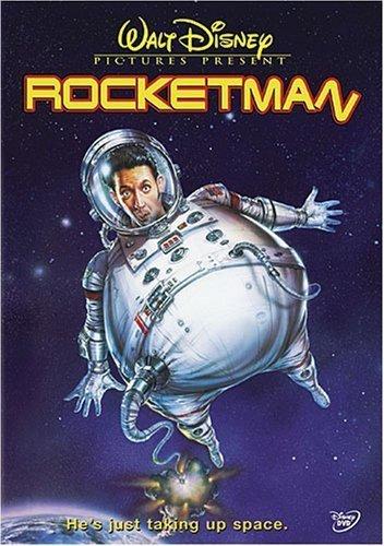 Rocketman by Walt Disney Home Entertainment by Stuart Gillard