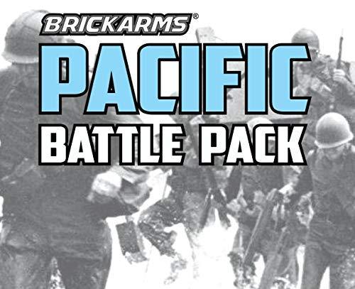 Brickarms WW2 PACIFIC PAQUETE DE BATALLA figuras LEGO