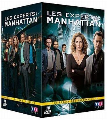 Les Experts Manhattan Integrale - Les Experts : Manhattan - L'intégrale des