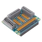 Baoblaze GPIO Extension Board Multifunktionale GPIO-Erweiterungskarte für Raspberry Pi 2 3 B B + mit Schrauben