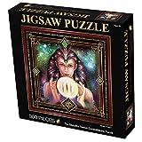 Puzzle House- Dodici segni della Pittura Zodiacale, astrologia di Puzzle, Perfetto Taglio e vestibilità, Classici 300 Pezzi di Giocattoli in Scatola Arte del Gioco per Adulti e Bambini -503