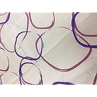 dalbgas – unidades 50 toallas de papel damasco Zara glicinas (Blanca con dibujo Nei colores