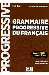 Descargar gratis Grammaire Progressive du Français Perfectionnement. Niveau Perfectionnement en .epub, .pdf o .mobi