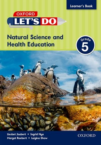 Let's do Natural Science and Health (Namibia): Grade 5: Learner's Book (Health Sciences Curriculum)