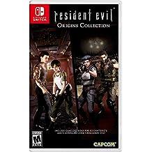Resident Evil Origins Collection, Capcom, Nintendo Switch - REGION FREE