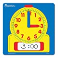 Learning Resources Write & Wipe Demonstration Clock from Learning Resources