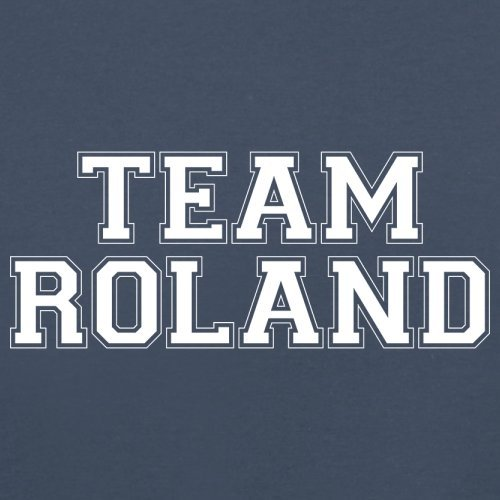 Team Roland - Unisex Pullover/Sweatshirt - 8 Farben Navy