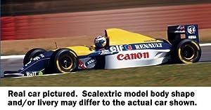 Scalextric 500003094 - Williams FW 15C Prost 1993 HD importado de Alemania