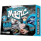 Marvin's Mind Blowing Bag of DIY Magic Tricks + Rucksack & DVD (8 Years - Adult)