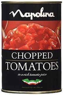 Napolina Chopped Tomatoes 400 g (Pack of 12) (B004ZXB93K) | Amazon price tracker / tracking, Amazon price history charts, Amazon price watches, Amazon price drop alerts