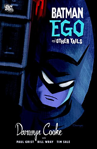 Batman Ego And Other Tails TP by Darwyn Cooke (Artist, Author) › Visit Amazon's Darwyn Cooke Page search results for this author Darwyn Cooke (Artist, Author), Paul Grist (14-Nov-2008) Paperback