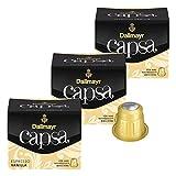 Dallmayr Capsa Espresso Vanilla, Nespresso Kapsel, Kaffeekapsel, Röstkaffee, Kaffee, 30 Kapseln