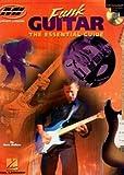 Ross Bolton Funk Guitar The Essential Guide Gtr Book/Cd